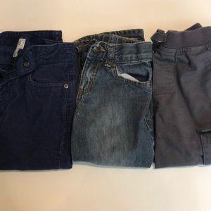 Bottoms - Lot of 3t pants